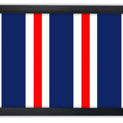 Rangers Home Bar Scarf Bar Runner Mat