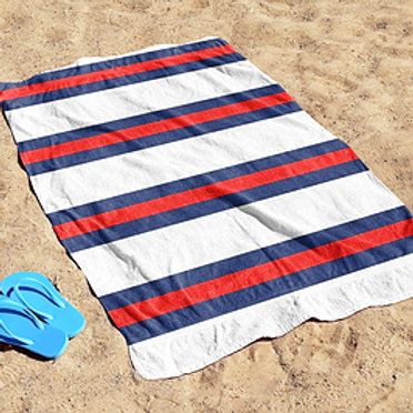 Away Bar Scarf Beach Towel