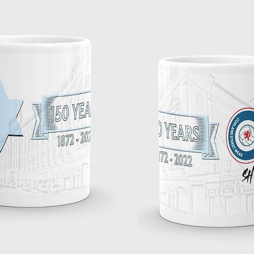Founding Fathers Anniversary Mug