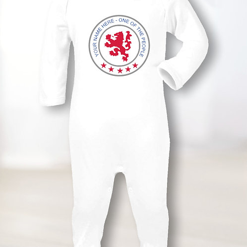 One Of The People Sleepsuit