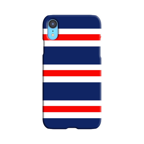 Home Bar Scarf iPhone Case