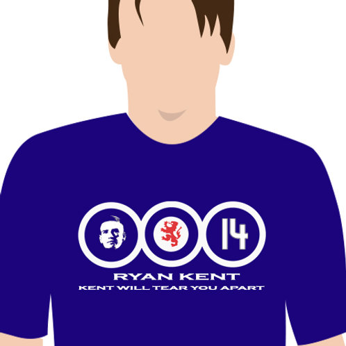 Ryan Kent 14 T-Shirt