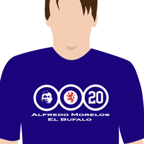 Alrfredo Morelos 20 T-Shirt