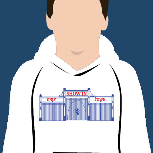 Only Show In Town Hoodie