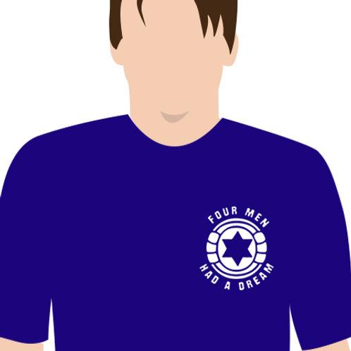 Four Men Logo T-Shirt