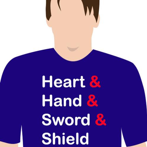 Heart & Hand T-Shirt