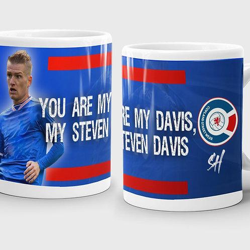 Steven Davis Mug