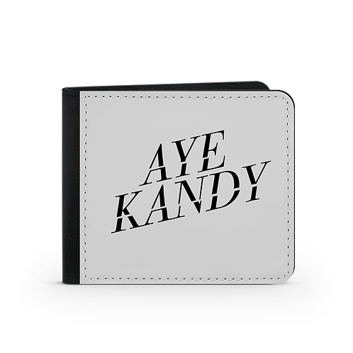Aye Kandy Statement Wallet