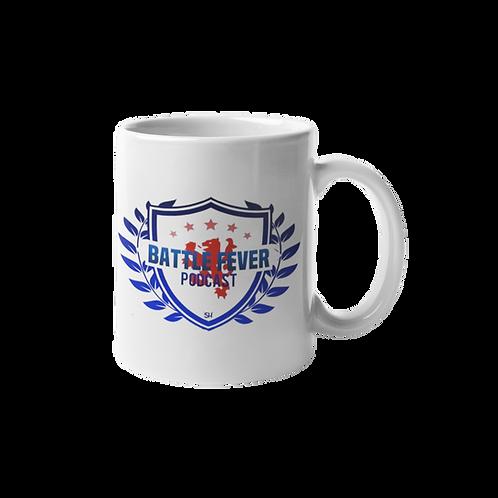 Battle Fever Podcast Mug