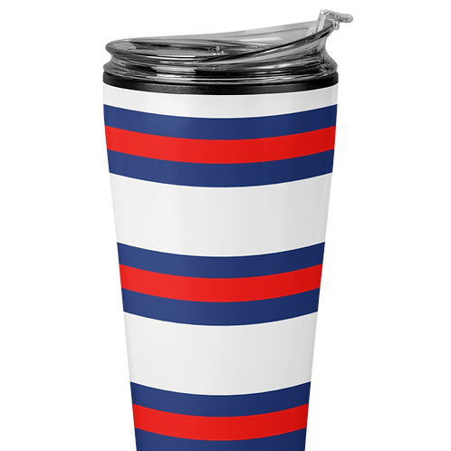 Away Bar Scarf Travel Mug