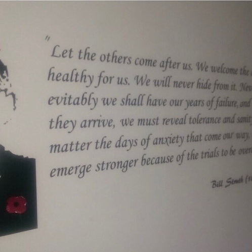 Bill Struth Wall Art