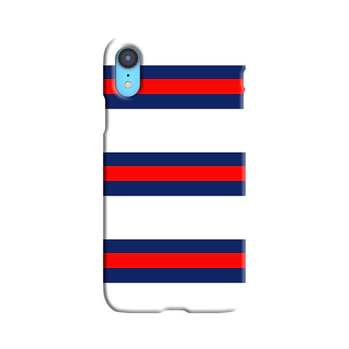 Away Bar Scarf iPhone Case