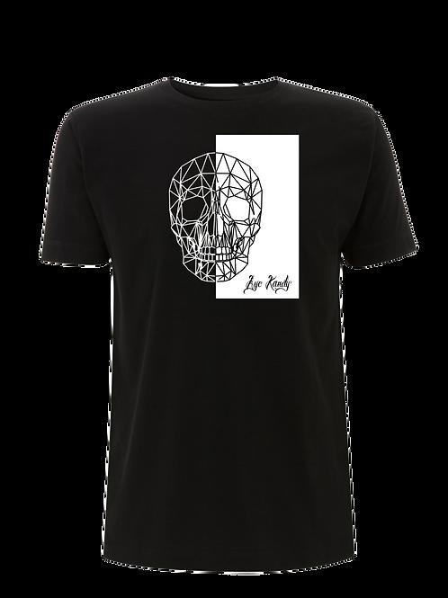 Polygon Skull T-Shirt