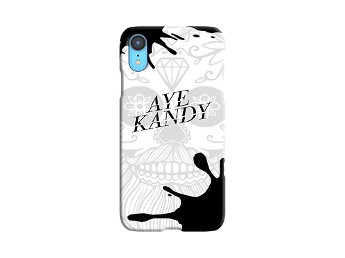 Aye Kandy Splatter iPhone Case