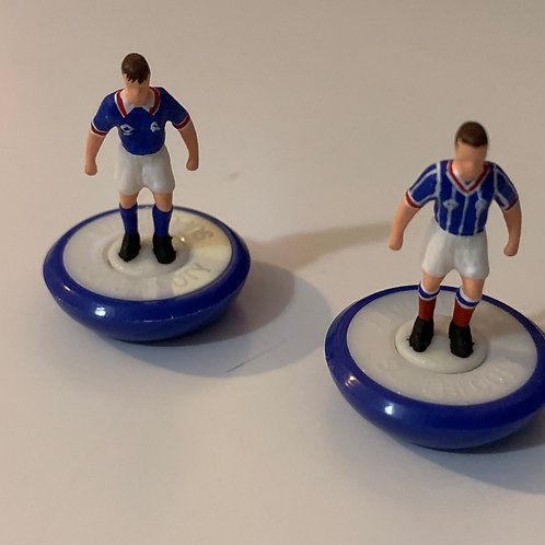 Davie Cooper Individual Subbuteo Player