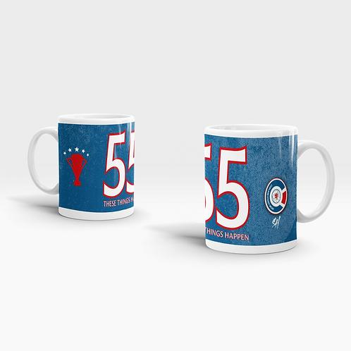 55 These Things Happen Mug