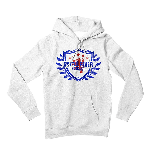 Battle Fever Podcast Hoodie