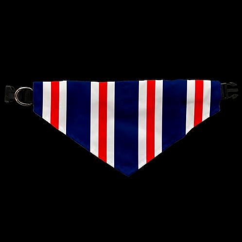 Bar Scarf Dog Scarf Collar