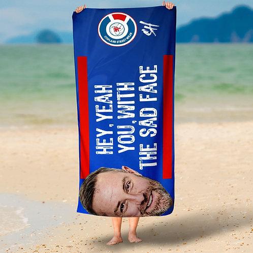 Hey, Yeah You, Beach Towel