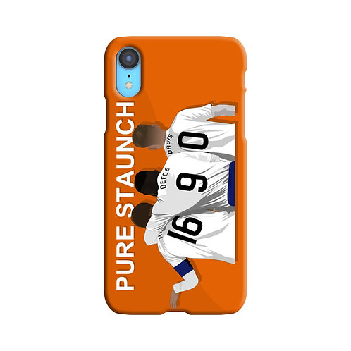 Pure Staunch iPhone Case