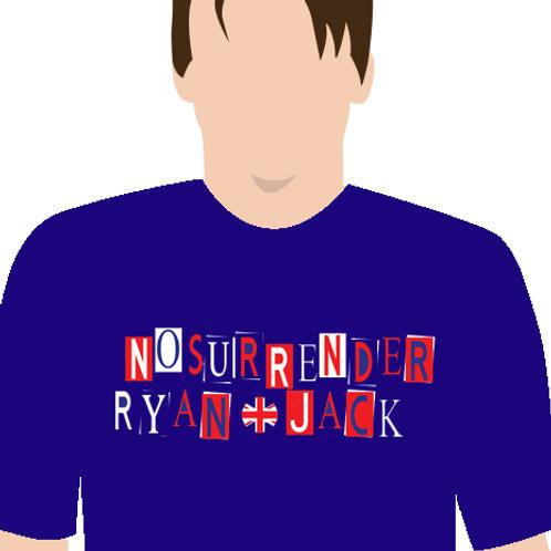 No Surrender Ryan Jack