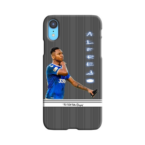 Alfredo Gesture iPhone Case