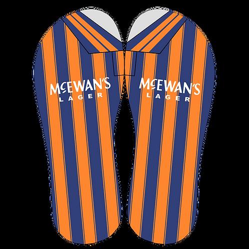 Away 93' Flip Flops