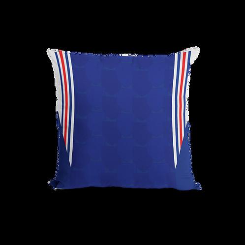 Rangers Home Strip Cushion 96