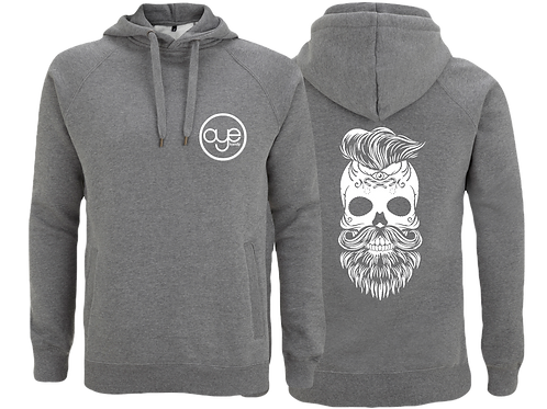 Reverse Billy Pullover Hoodie – Dark Heather