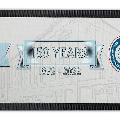Founding Fathers Anniversary Bar Runner Mat