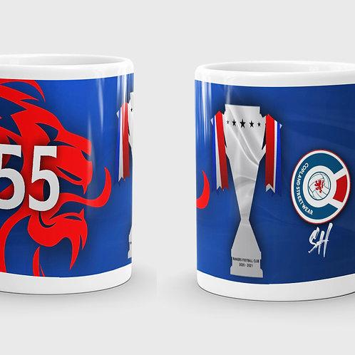 55 Titles Mug