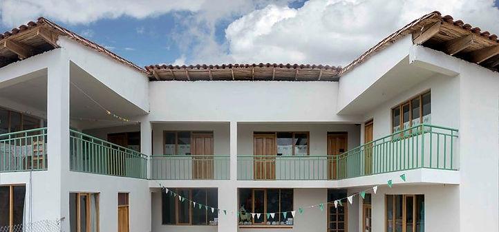 it-architecten architecten Mechelen moderne architectuur grimbergen renovatie nieuwbouw openbaar gebouw school