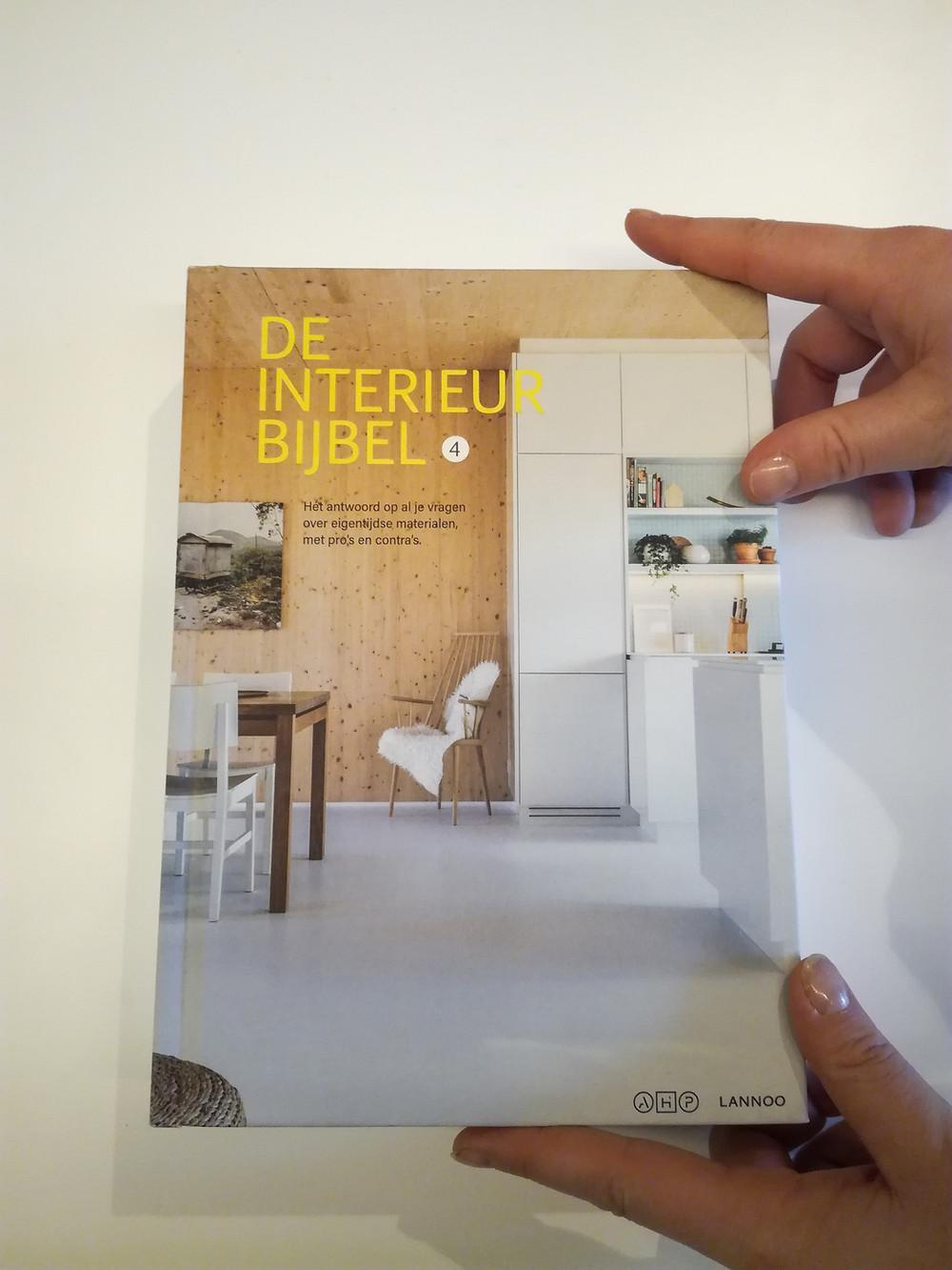 Publicatie IT-archITecten in DE INTERIEURBIJBEL 4 van LANNOO