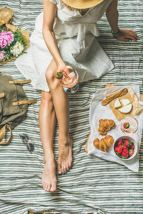 cute wine picnic girl.jpg