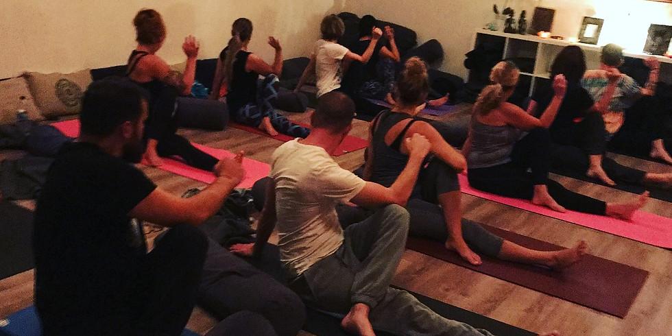 Missa inte..... GRATIS..... Yoga & Meditation V-4 !!