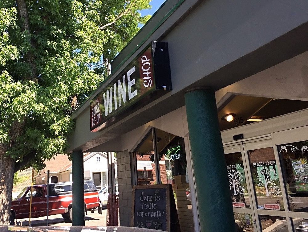 Boise Wine Co-op