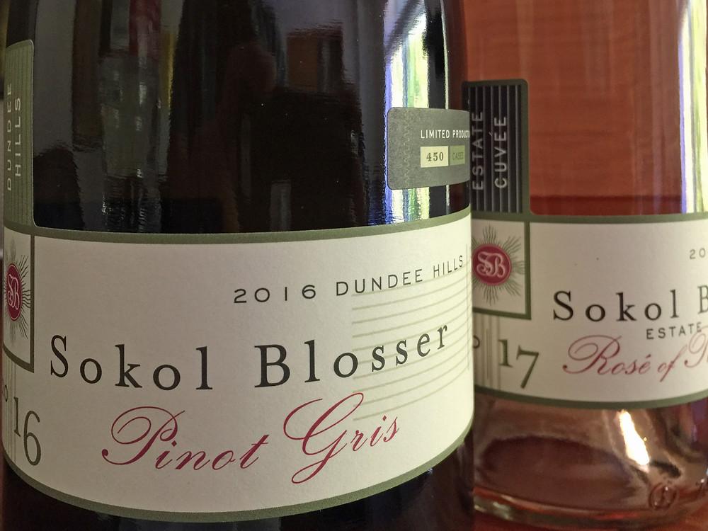 Sokol Blosser Wines