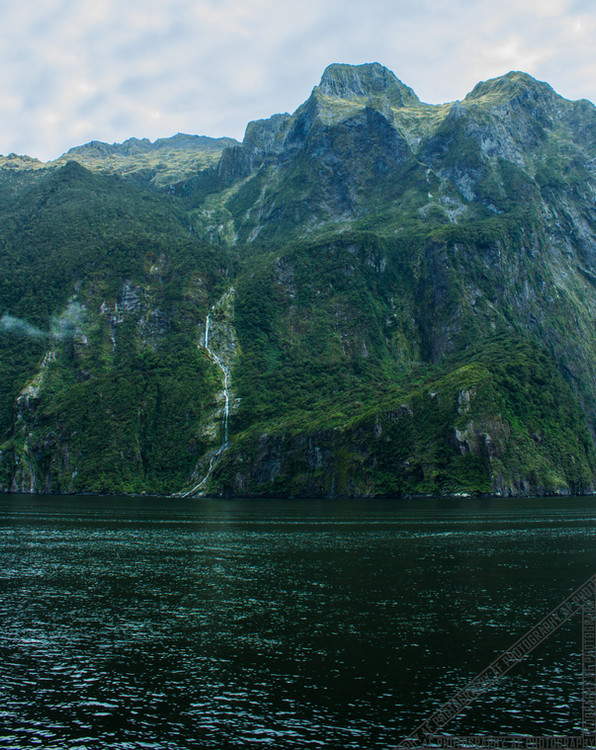 Milford Sound New Zealand NZ047