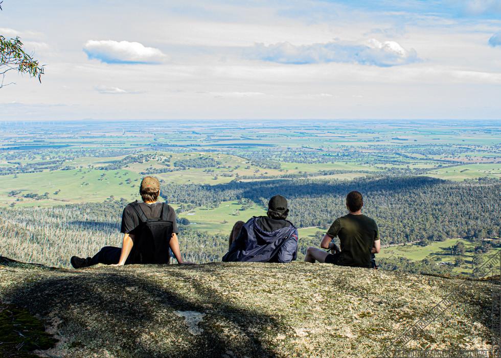 Mount Buangor Hike BM005
