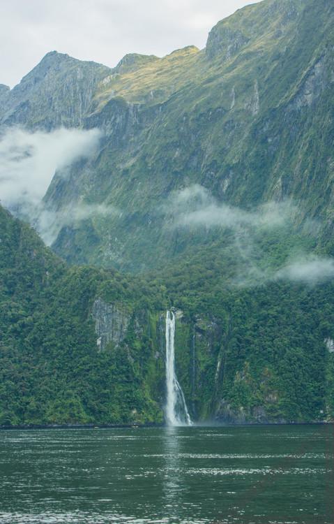 Milford Sound New Zealand NZ041