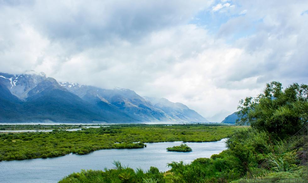 Glenorchy New Zealand NZ013