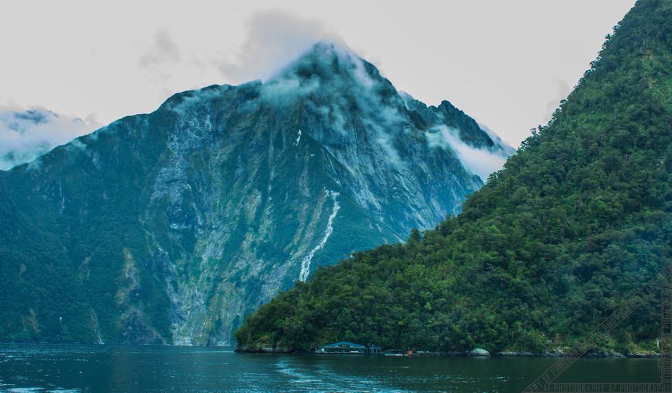 Milford Sound New Zealand NZ079