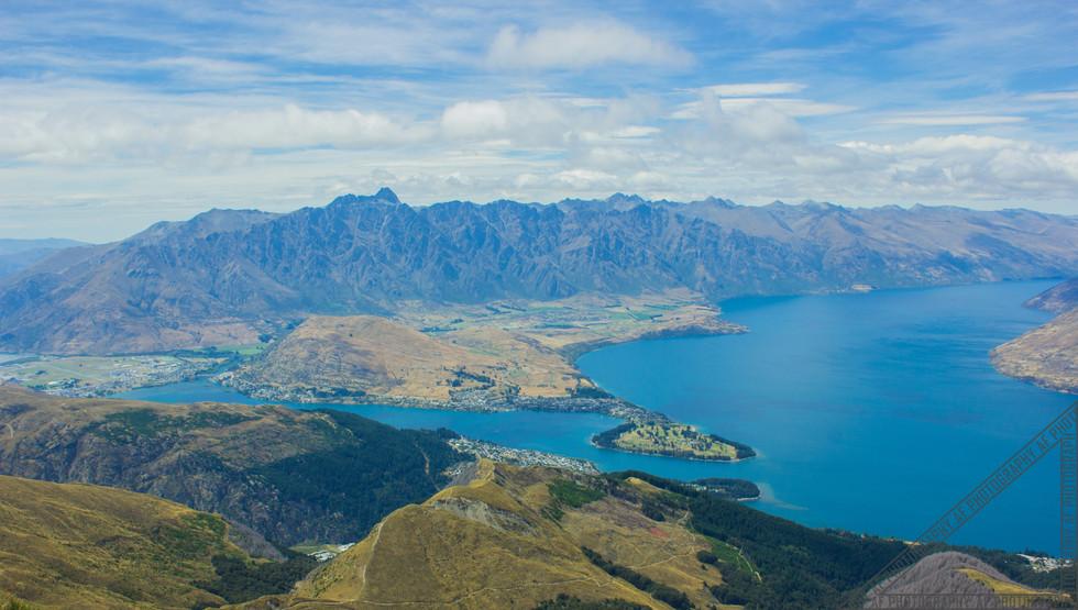 Mount Ben Lomond Queenstown New Zealand NZ099