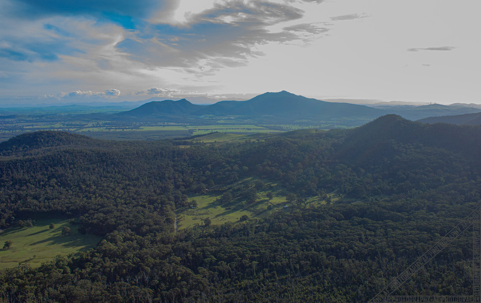 Mount Buangor Hike BM010