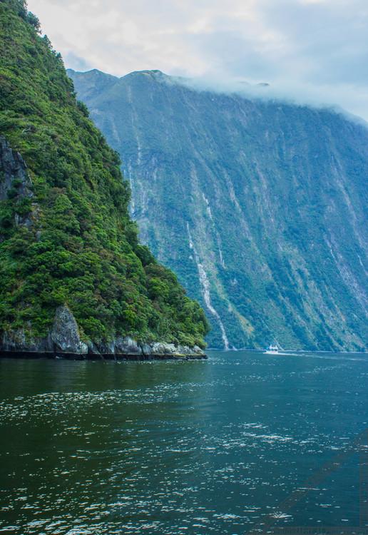 Milford Sound New Zealand NZ071