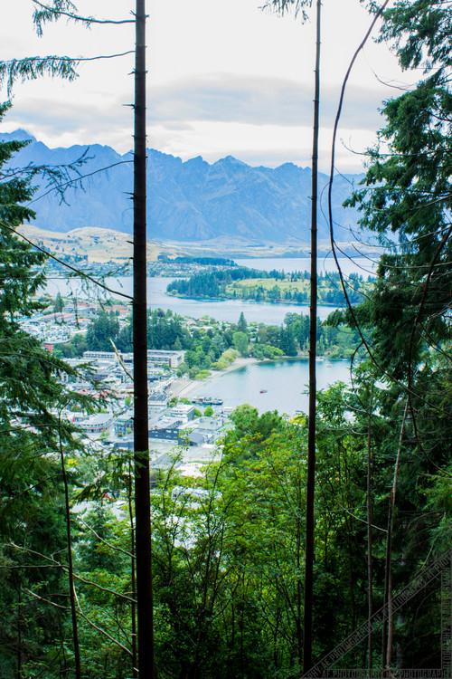 Mount Ben Lemon Queenstown New Zealand NZ089