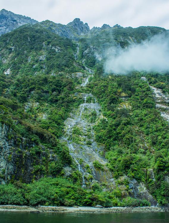 Milford Sound New Zealand NZ049