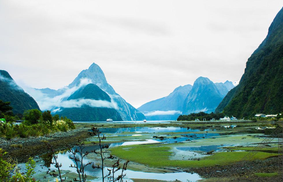 Milford Sound New Zealand NZ037