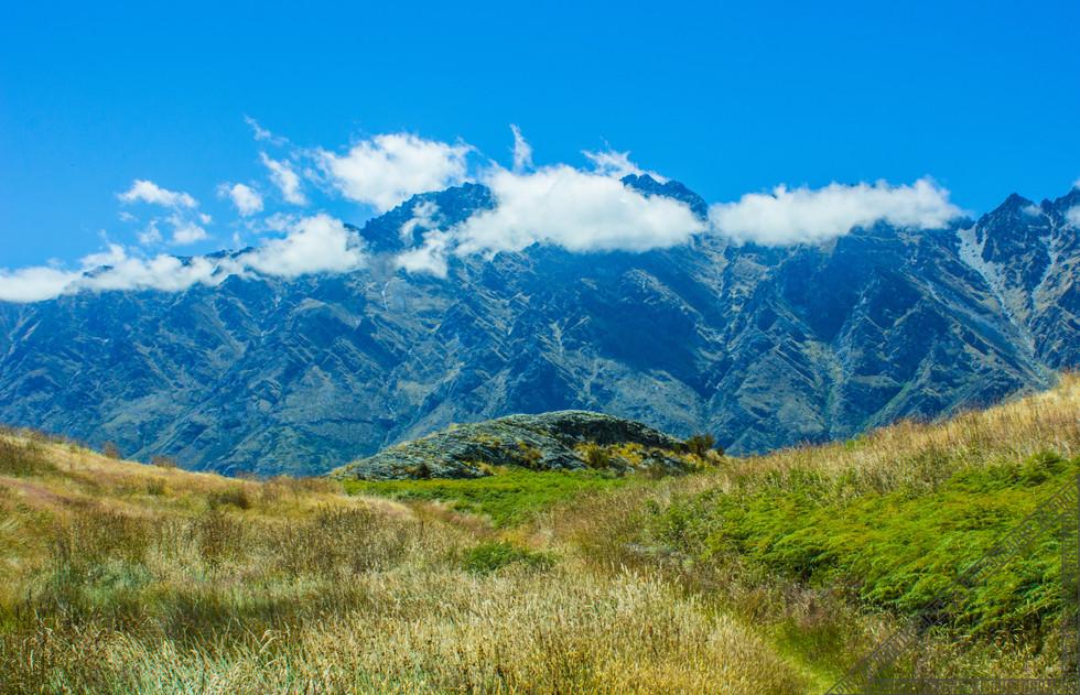The Remarkables Queenstown New Zealand NZ035