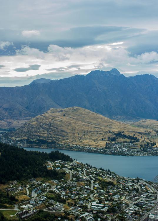 Mount Ben Lemon Queenstown New Zealand NZ090